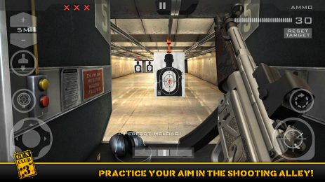 Скриншот Gun Club 3: Virtual Weapon Sim
