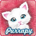 Purrapy Fluffy Live Wallpaper - icon
