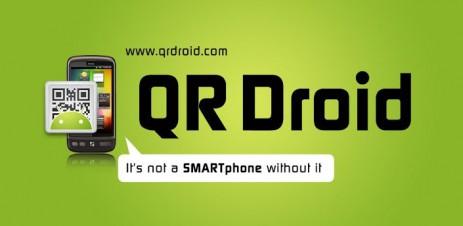 QR Droid™ (Pусский) - thumbnail
