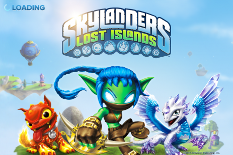 Skylanders Lost Islands - thumbnail