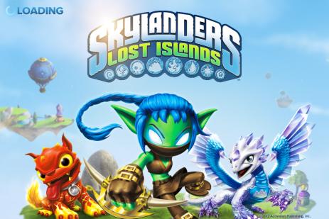 Skylanders Lost Islands - thumbnail