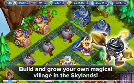 Skylanders Lost Islands | Android