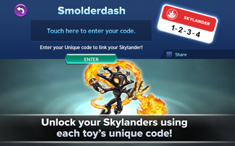 Скриншот Skylanders Lost Islands