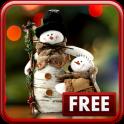 Снеговики Живые Обои на андроид скачать бесплатно