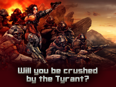 Tyrant Unleashed | Android