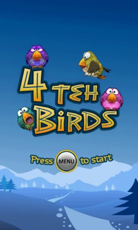 4 teh birds lite | Android