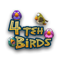 4 teh birds lite - icon