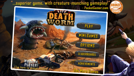 Death Worm | Android