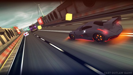 Fast Outlaw: Asphalt Surfers | Android