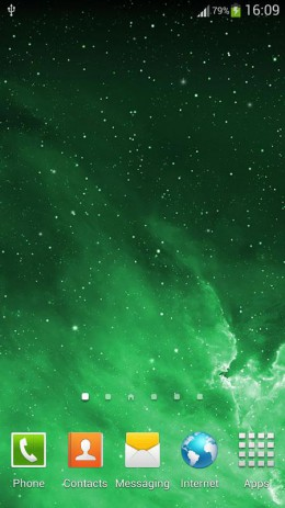 Galaxy Parallax | Android