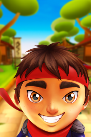 Ninja Kid Run | Android