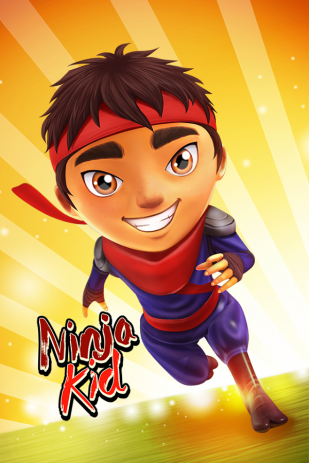 Ninja Kid Run - thumbnail