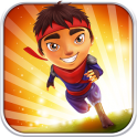 Ninja Kid Run - icon