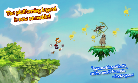 Rayman Jungle Run - thumbnail