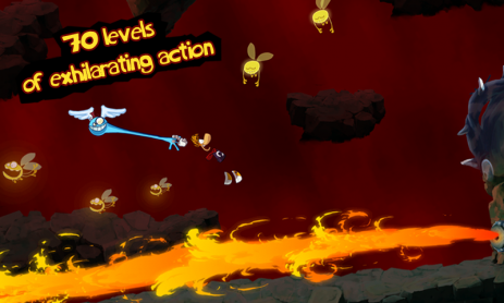 Скриншот Rayman 0