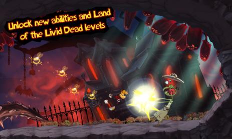 Скриншот Rayman 2