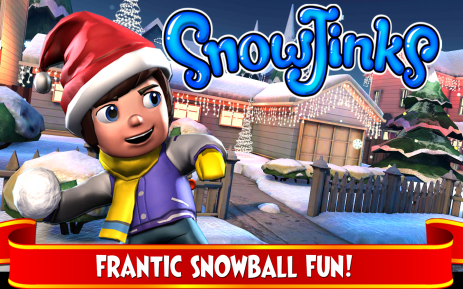 Poster SnowJinks