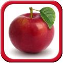 Овощи и Фрукты для детей — карточки для развития памяти - icon