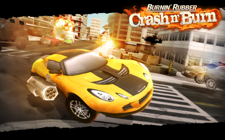 Burnin' Rubber Crash n' Burn - thumbnail