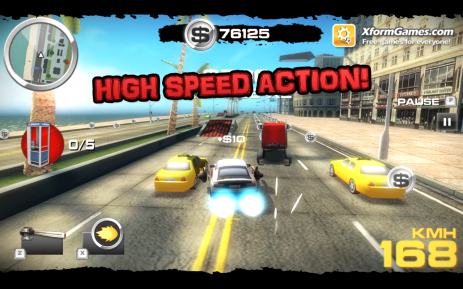 Burnin' Rubber Crash n' Burn | Android