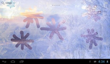 Рисуйте на замерзшем экране | Android