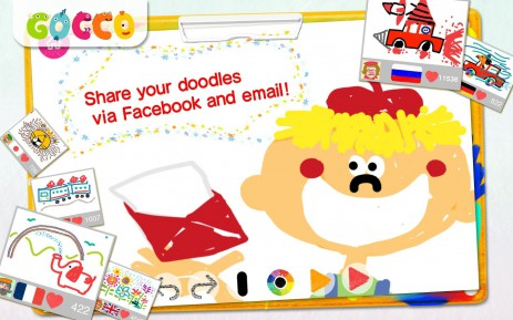 Gocco Doodle - Draw & Share! | Android