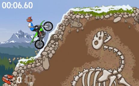 Скриншот Moto X Mayhem