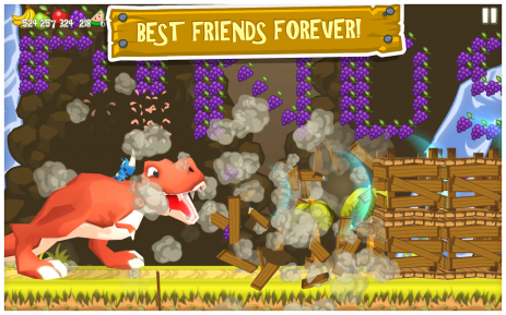 Rhino rush: Stampede  | Android