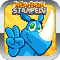 «Rhino rush: Stampede» на Андроид