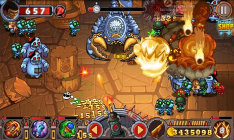 Скриншот Zombie Hunter