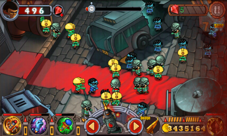 Zombie Hunter | Android