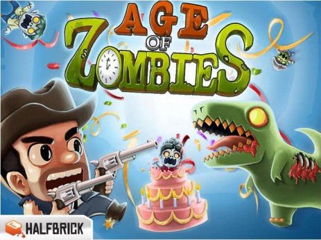 Age of Zombies Lite - thumbnail