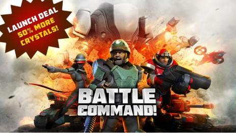 Poster Battle Command!