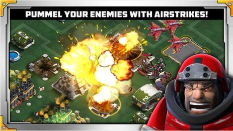 Скриншот Battle Command!