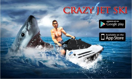 Crazy Jet Ski King 3D - thumbnail