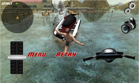 Crazy Jet Ski King 3D | Android