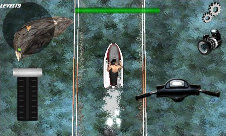 Скриншот Crazy Jet Ski King 3D