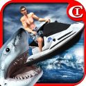 Crazy Jet Ski King 3D - icon