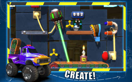 Crazy Machines | Android