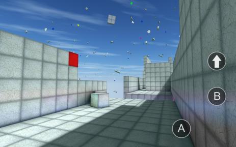Скриншот Cubedise Lite