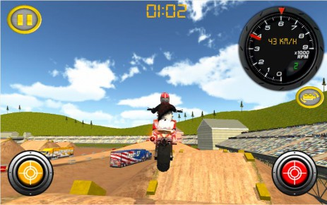 Dirt Bike Motocross Rally | Android