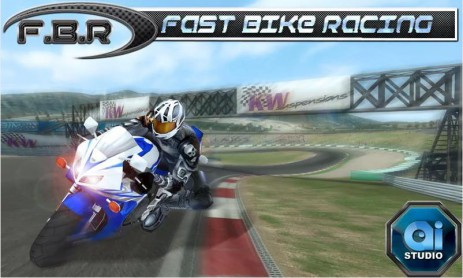 Скриншот Fast Bike Racing