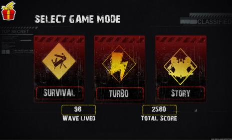 Скриншот Green Force: Zombies