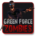 Green Force: Zombies - icon