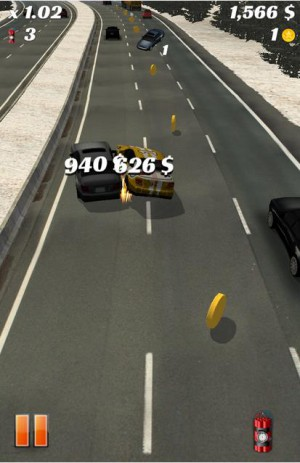 Скриншот Highway Crash Derby