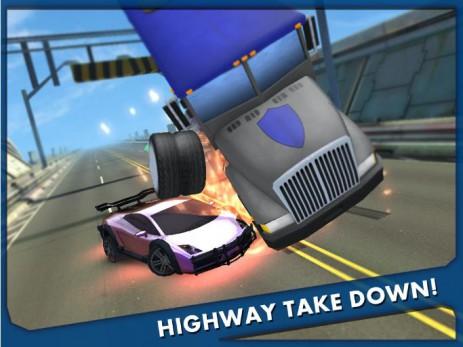 Poster Highway Heist