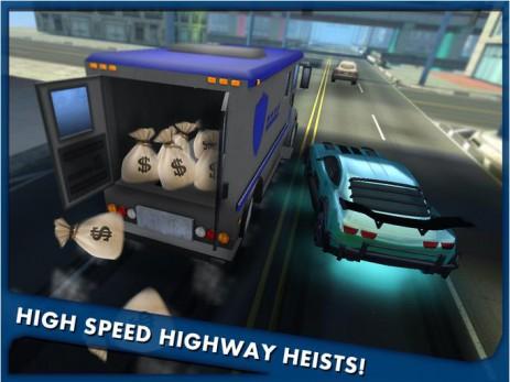 Скриншот Highway Heist