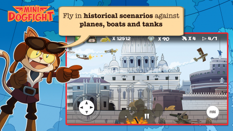 Mini Dogfight | Android