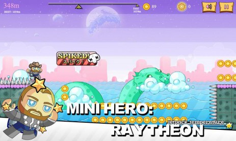 Mini Hero: Avengers | Android