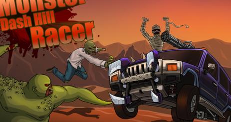 Monster Dash Hill Racer - thumbnail